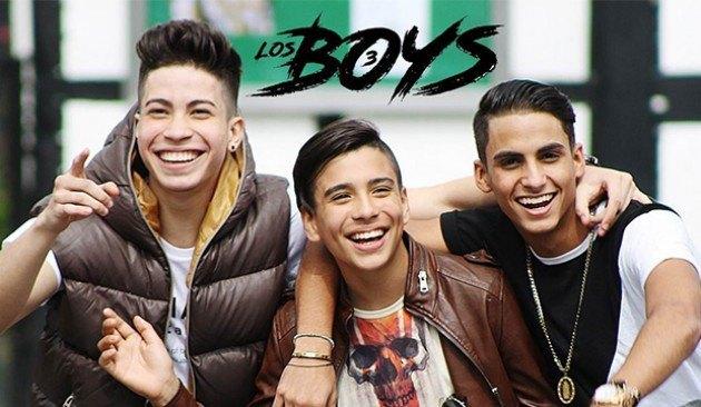 camilo ibrahim issa - Camilo Ibrahim Issa: Los Boys llegan a Cinex con su reality show