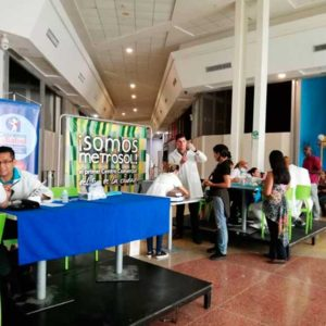 camilo ibrahim issa - Metrosol realizó jornada de salud para los marabinos