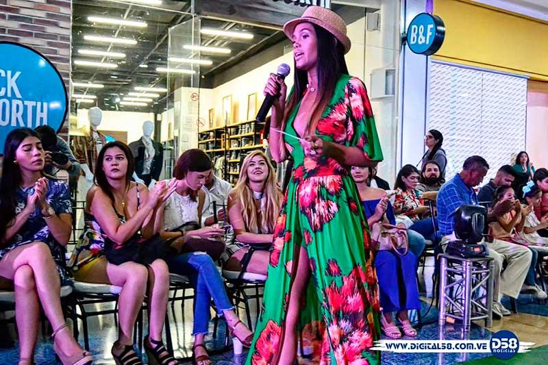 camilo ibrahim issa - Sambil Maracaibo presentó su Summer Fashion Day