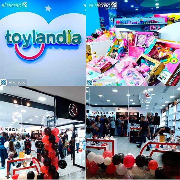 camilo ibrahim issa - Toylandia llegó al Centro Comercial El Recreo
