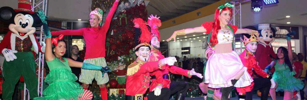 camilo ibrahim issa - Sambil Paraguaná recuerda la magia de la navidad