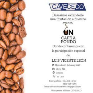 """camilo ibrahim issa - Camilo-Ibrahim-Issa-Cavececo-invita-a-""""Un-café-a-fondo"""""""