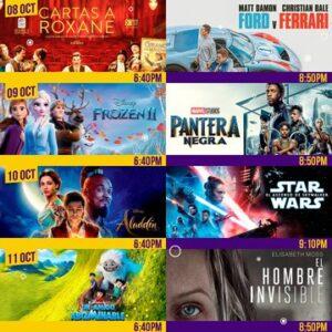 camilo ibrahim issa - Camilo Ibrahim Issa: Cinex prepara una agenda fuera de serie  para octubre