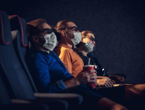 Camilo Ibrahim Issa: Cines abrieron sus puertas en semana de flexibilización