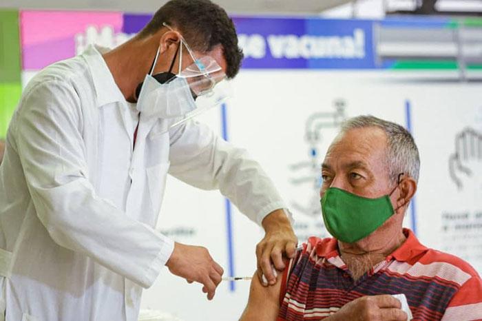 camilo ibrahim issa - Camilo Ibrahim Issa: Sambil Maracaibo es punto de vacunación contra el Covid-19